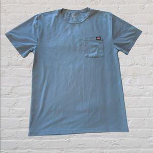 Dickies Performance Tee | Slate Blue Short Sleeve